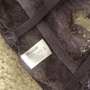 Intimates & Sleepwear - Gray bralette M / L